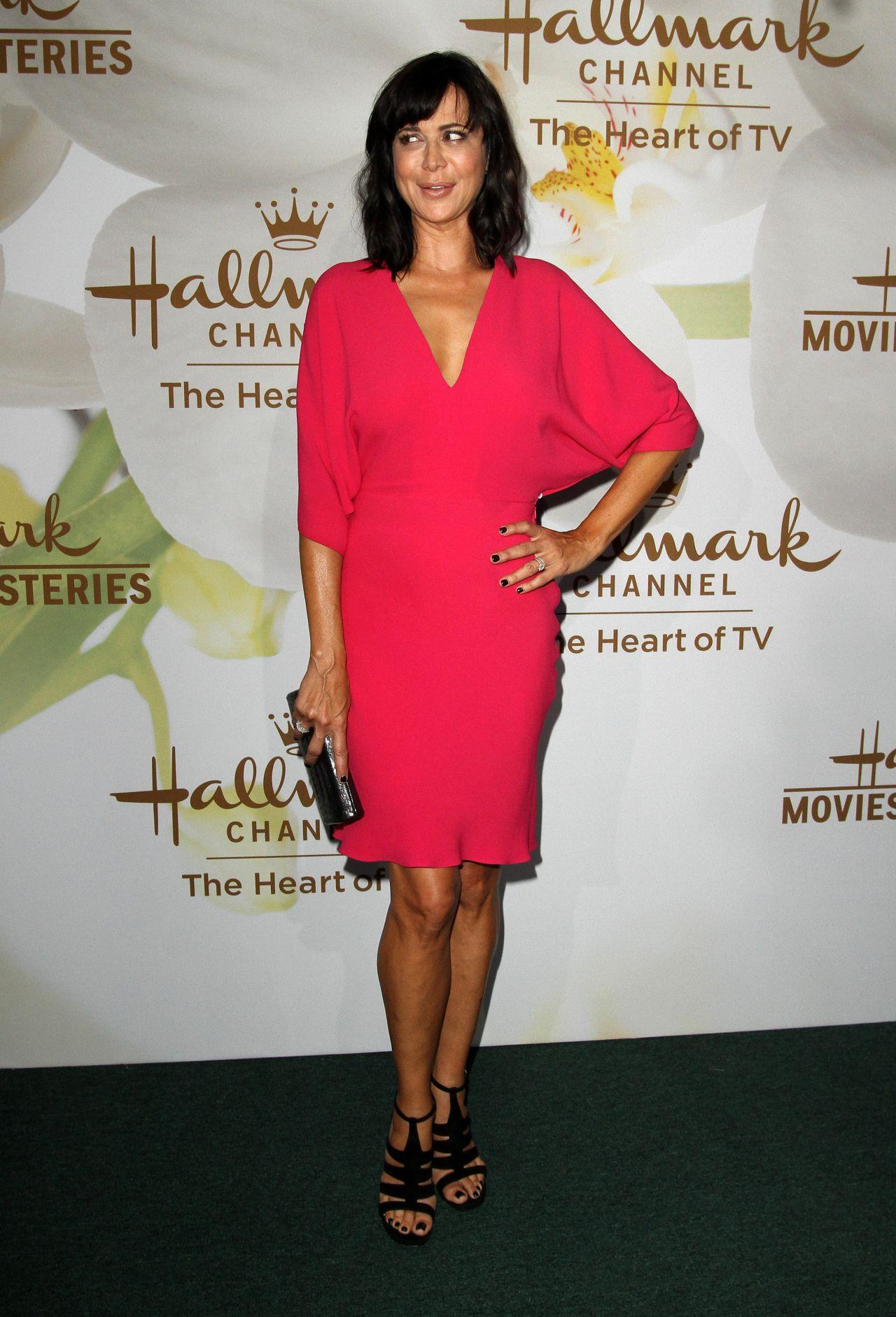 Catherine Bell Hallmark Evening Event At TCA Summer