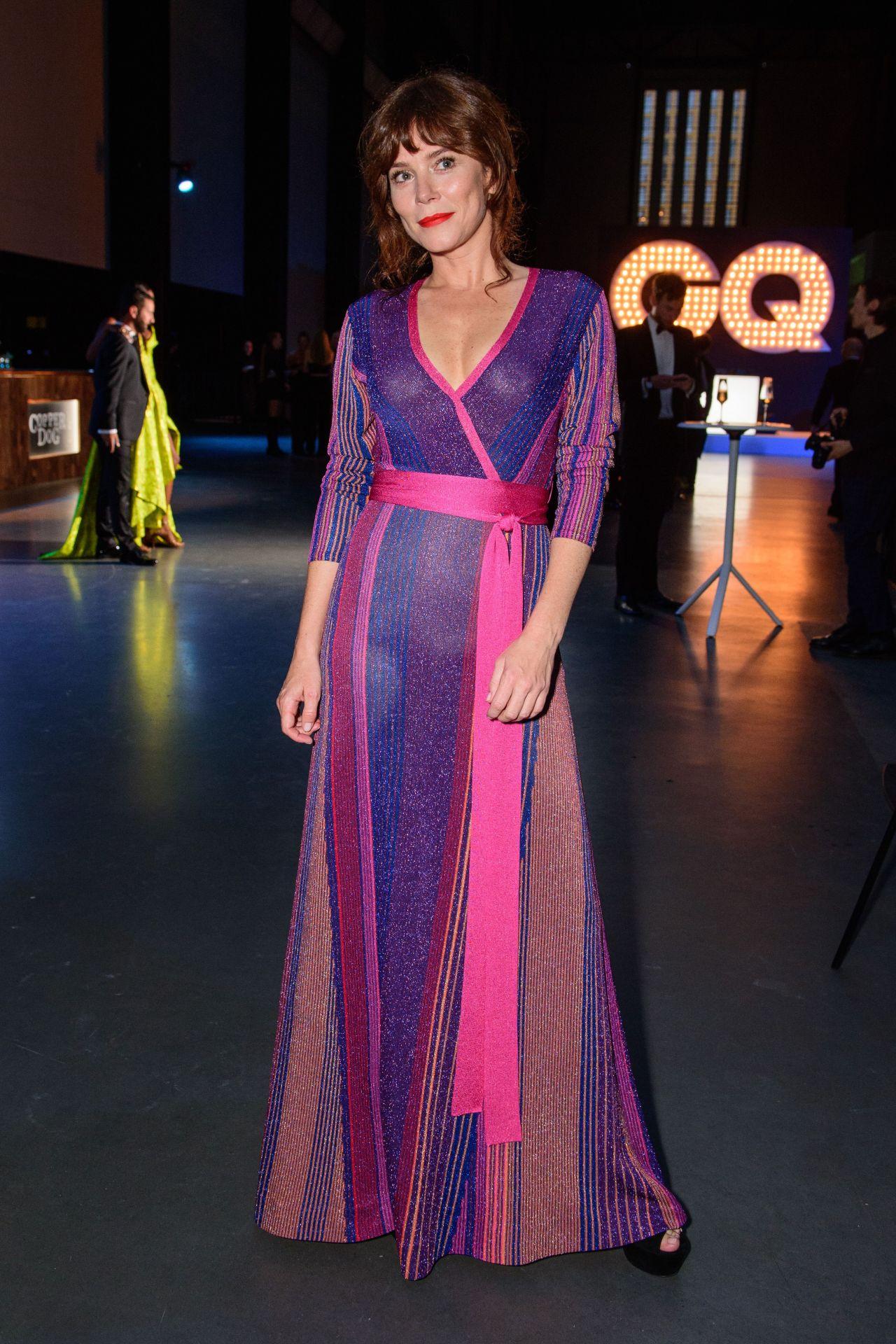 Anna Friel GQ Men Of The Year Awards In London 09052017