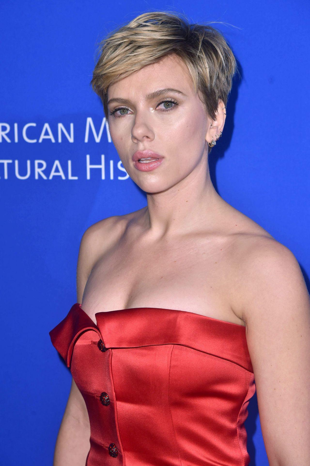 Scarlett Johansson American Museum Of Natural Historys