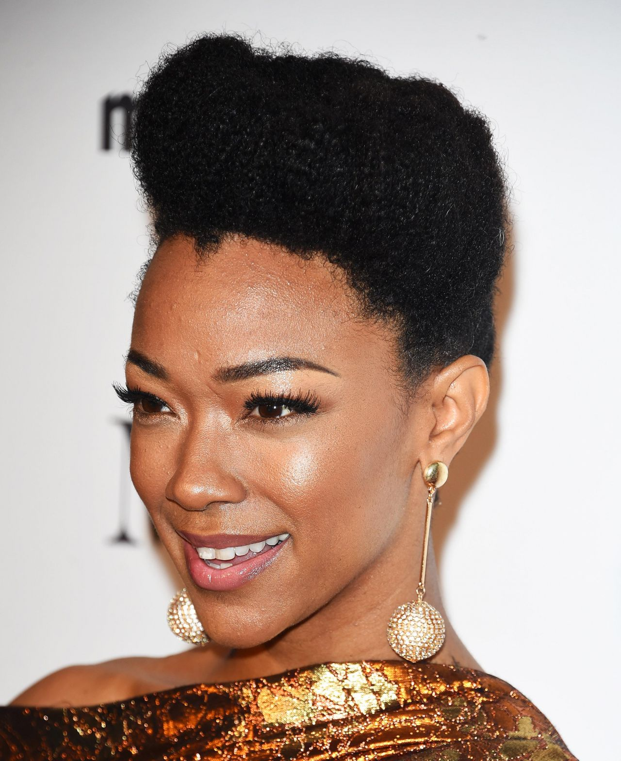 Sonequa Martin Green Marie Claire Image Makers Awards In