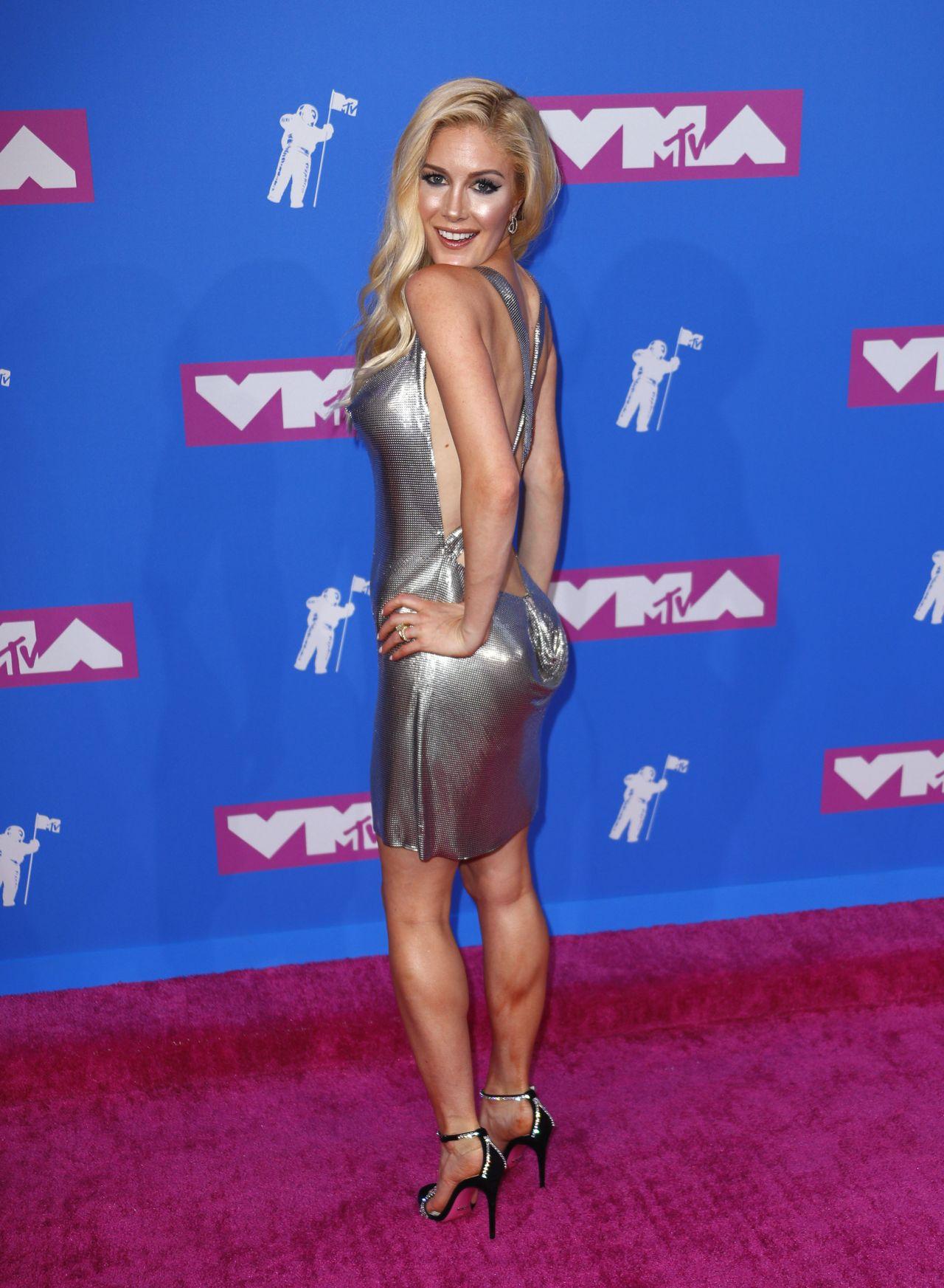 Heidi Montag 2018 MTV Video Music Awards