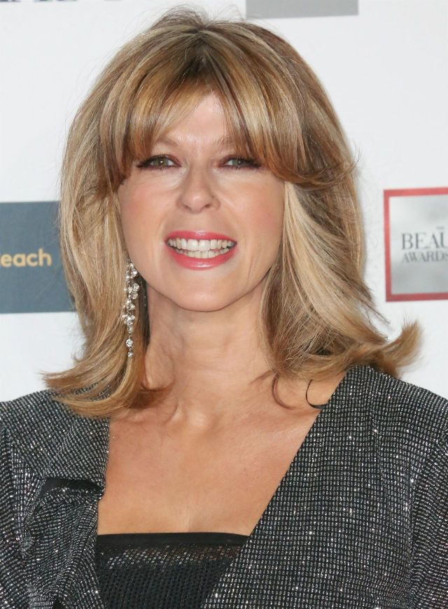 kate garraway – the beauty awards 2018 in london