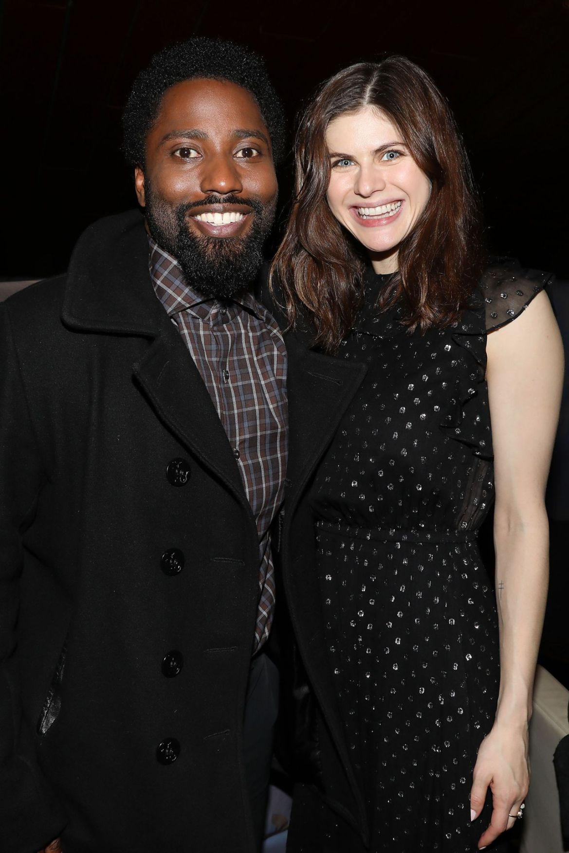 "Alexandra Daddario – A Conversation Between Martin Scorsese and Spike Lee at a Special Screening of ""BlackkKlansman"" in NY"