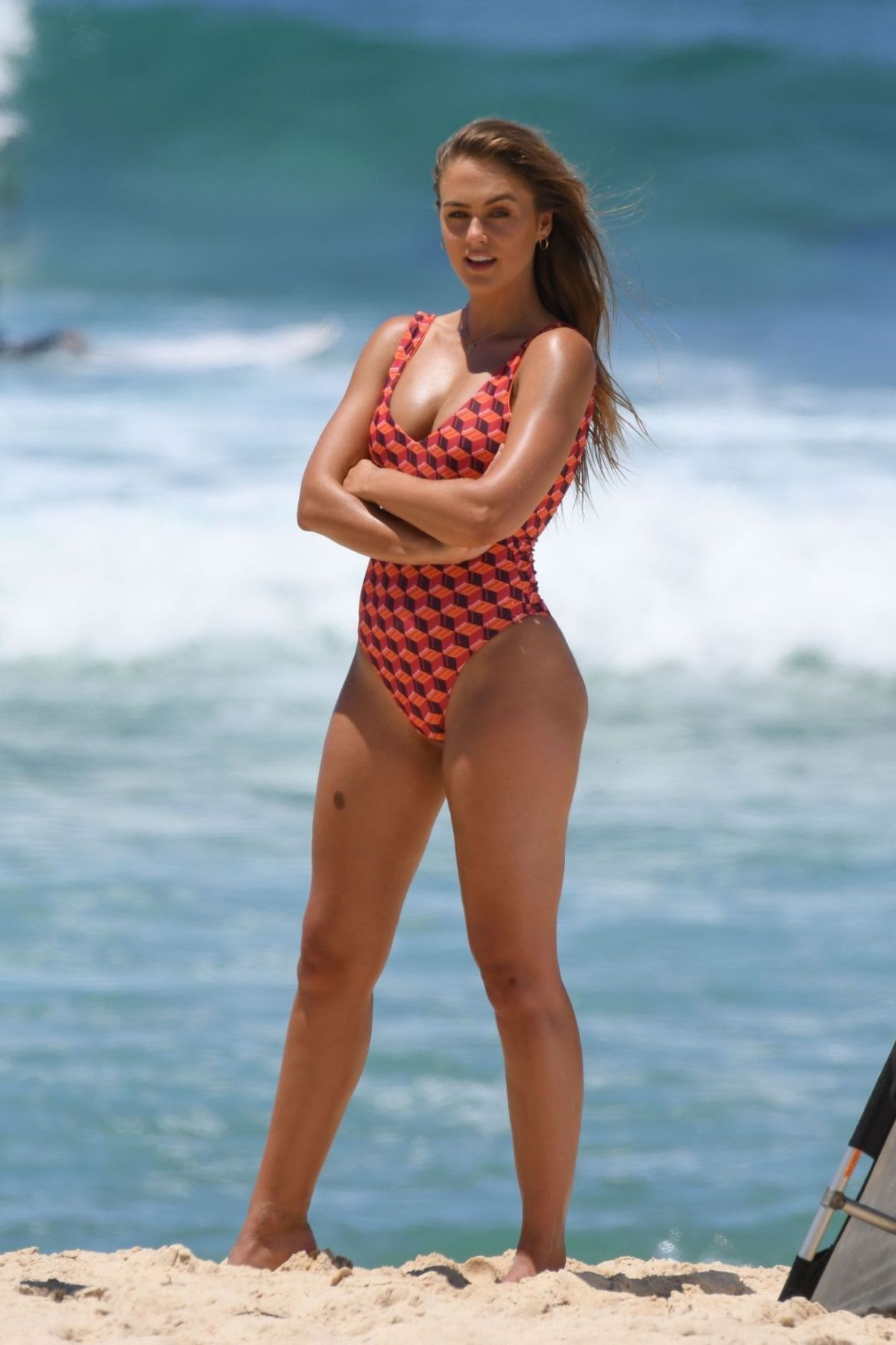 Steph Claire Bikini and Swimsuit Photoshoot, December 2018
