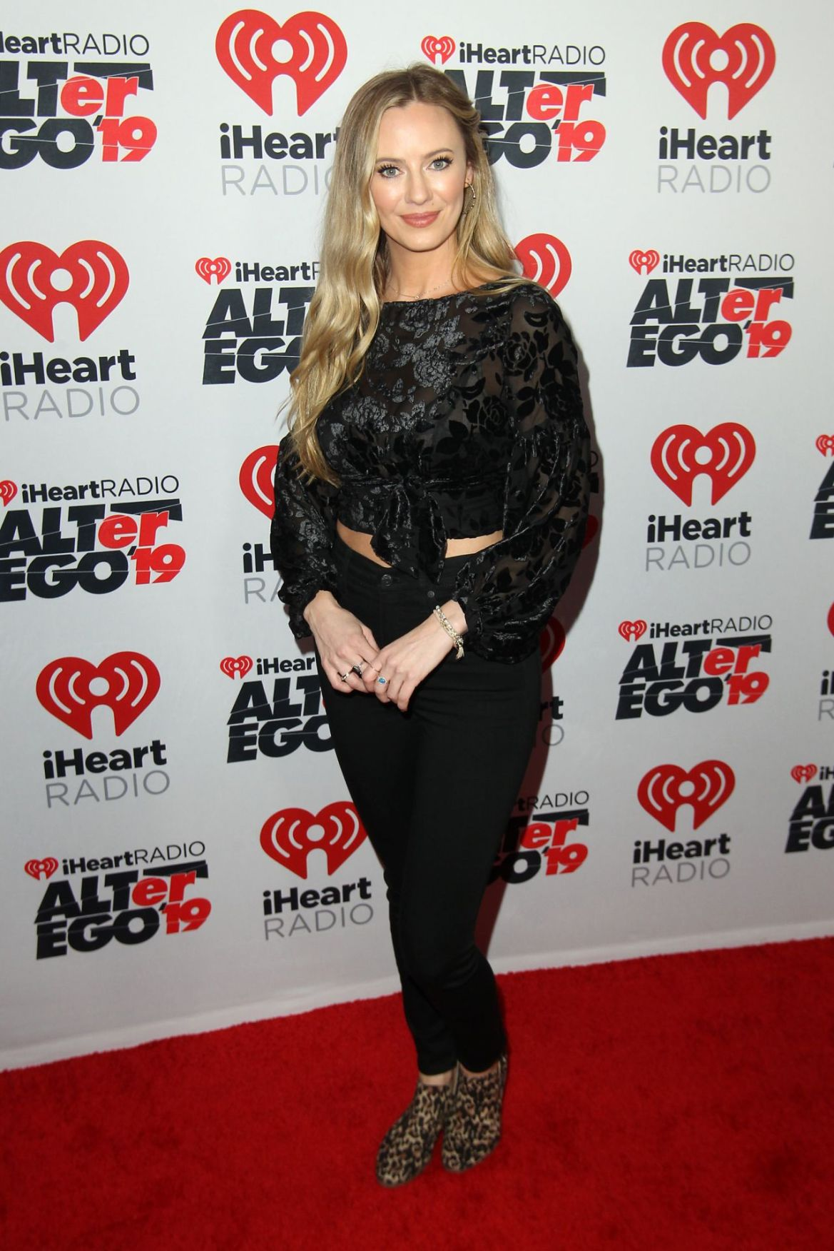 Annaliese Puccini – 2019 iHeartRadio ALTer Ego