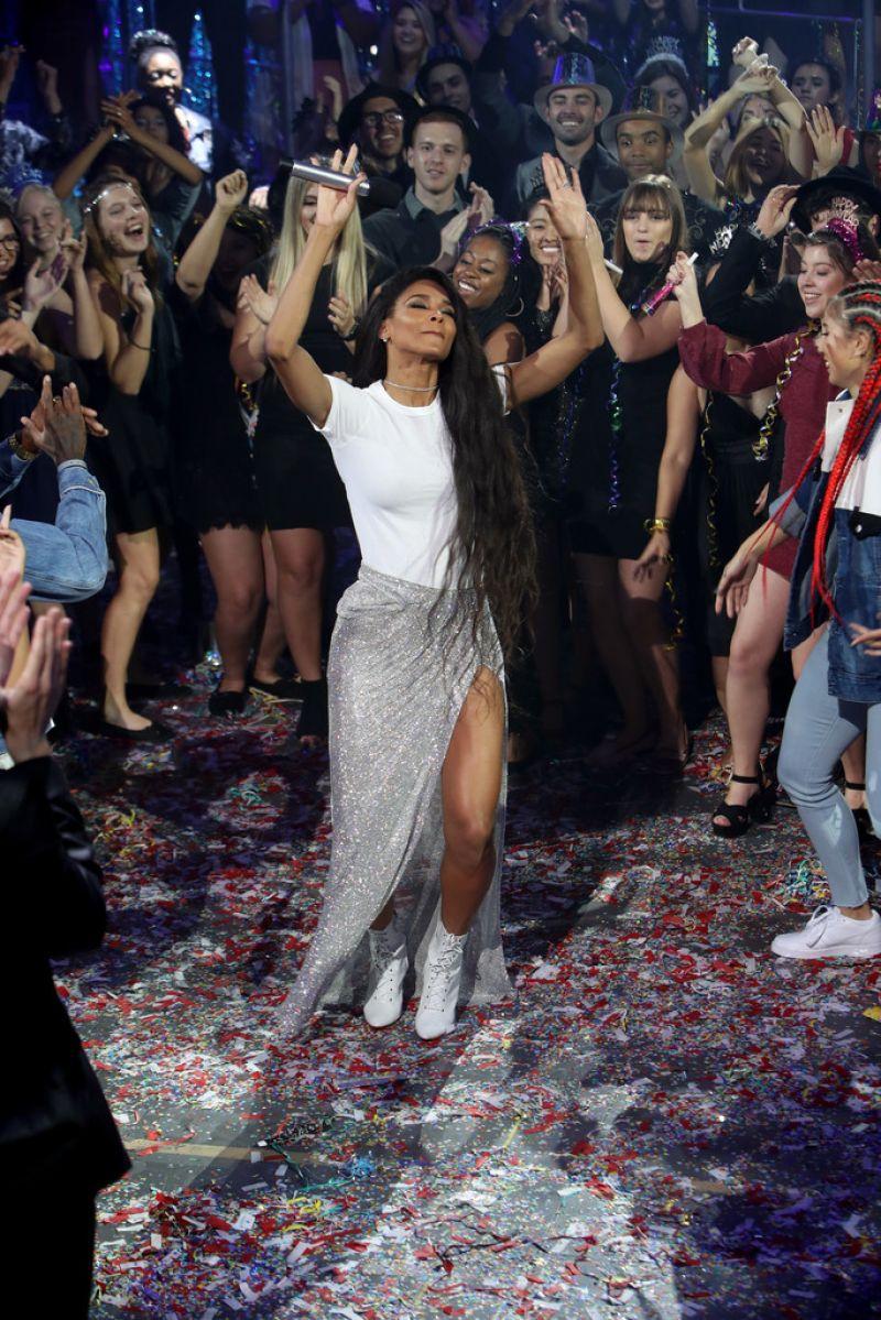 Ciara – Dick Clarks New Year's Rockin' Eve 2019 LA Party