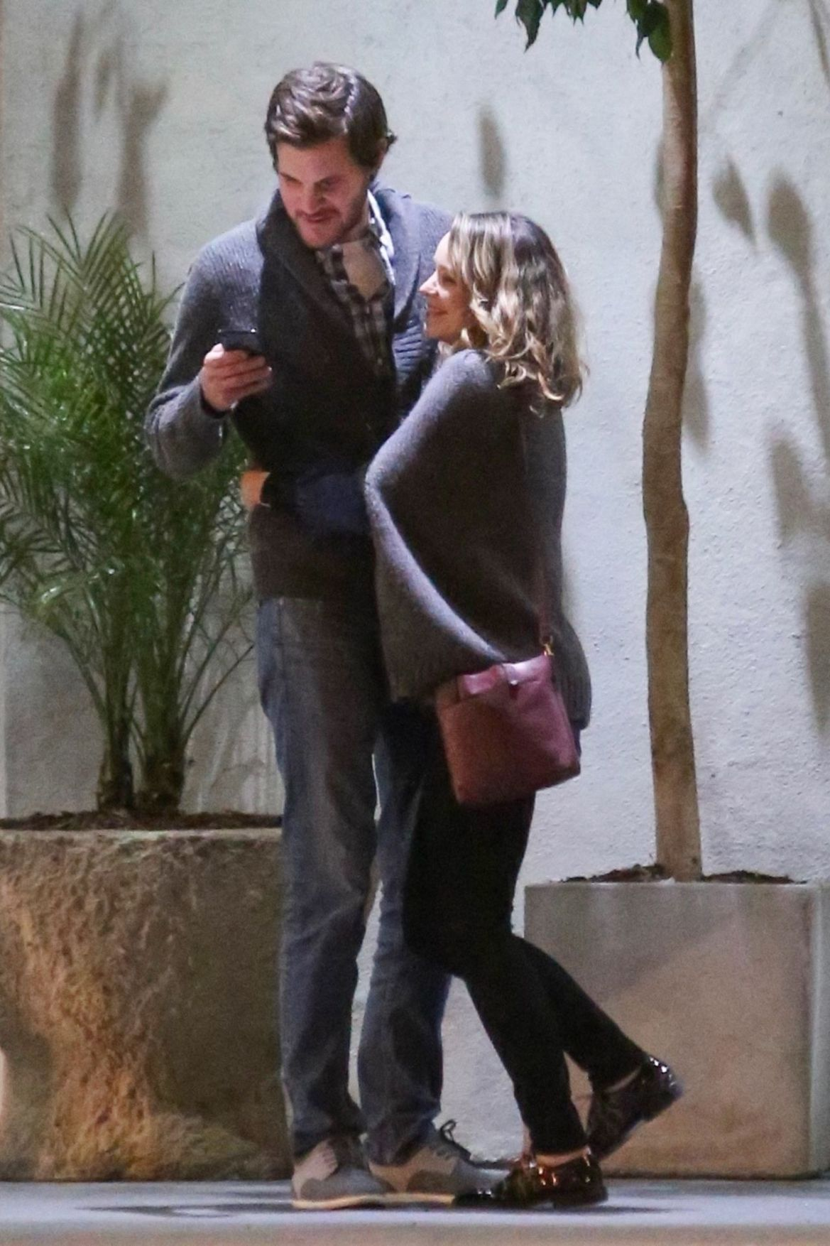 Rachel McAdams and Jamie Linden – Out in Los Angeles 12/29/2018