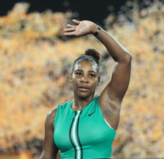 Serena Williams - Australian Open 01/21/2019