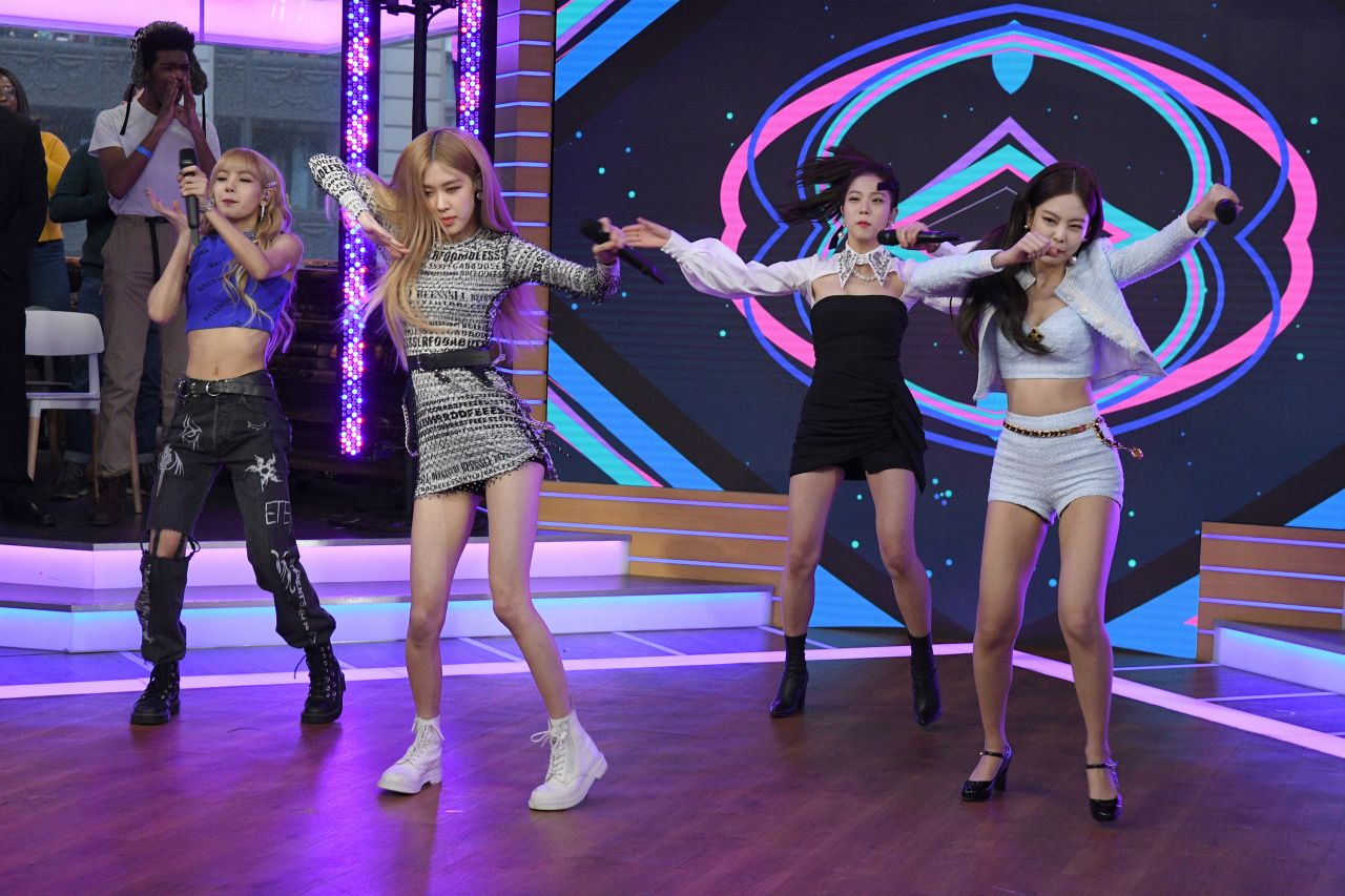 BlackPink Appeared On Good Morning America 02122019