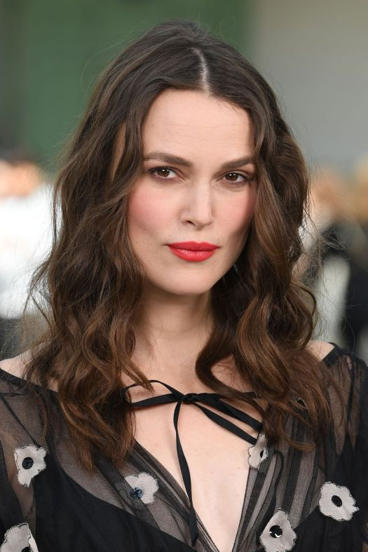 Keira Knightley - Chanel Cruise Collection 2020 in Paris