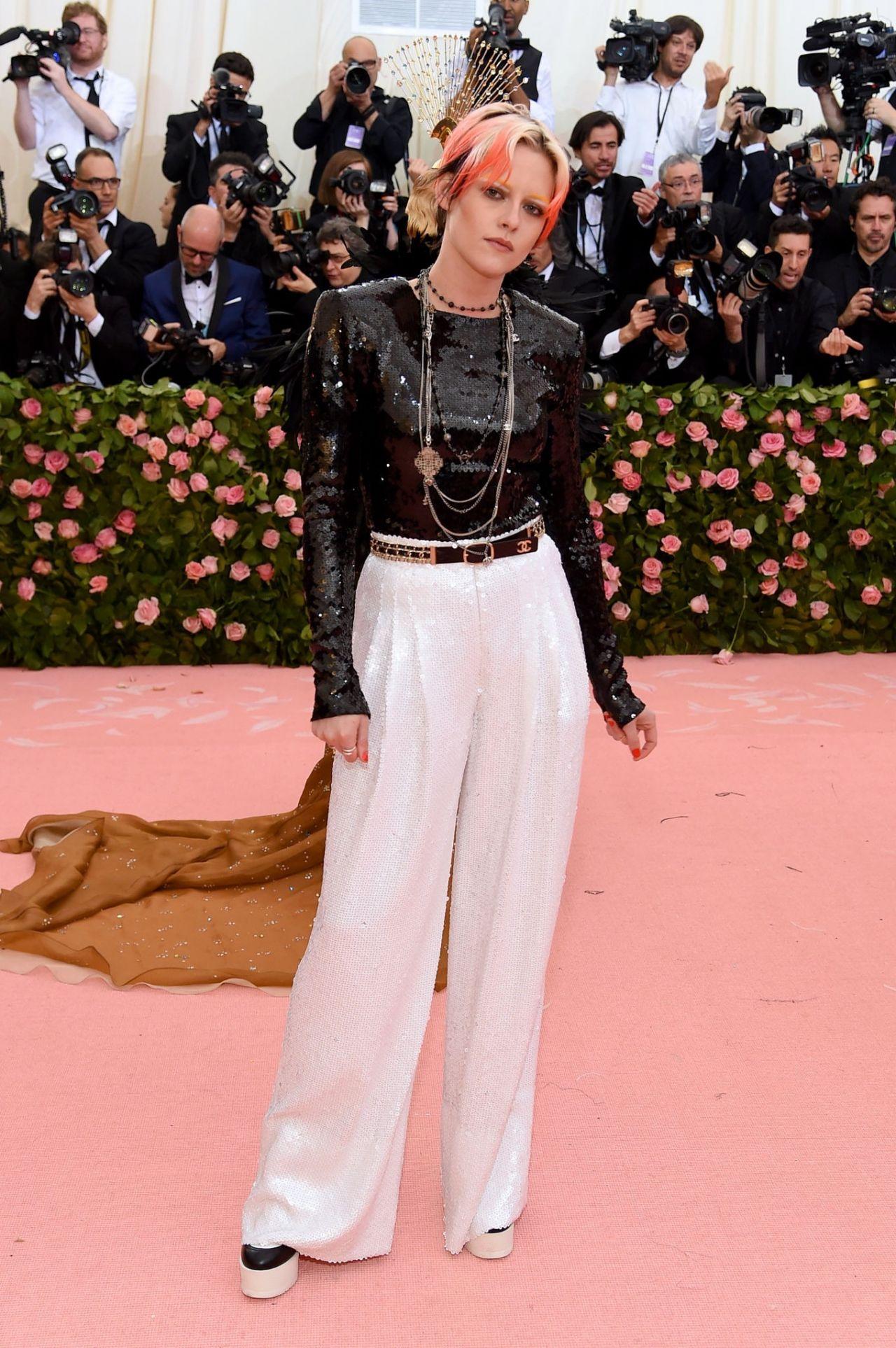 Kristen Stewart 2019 Met Gala