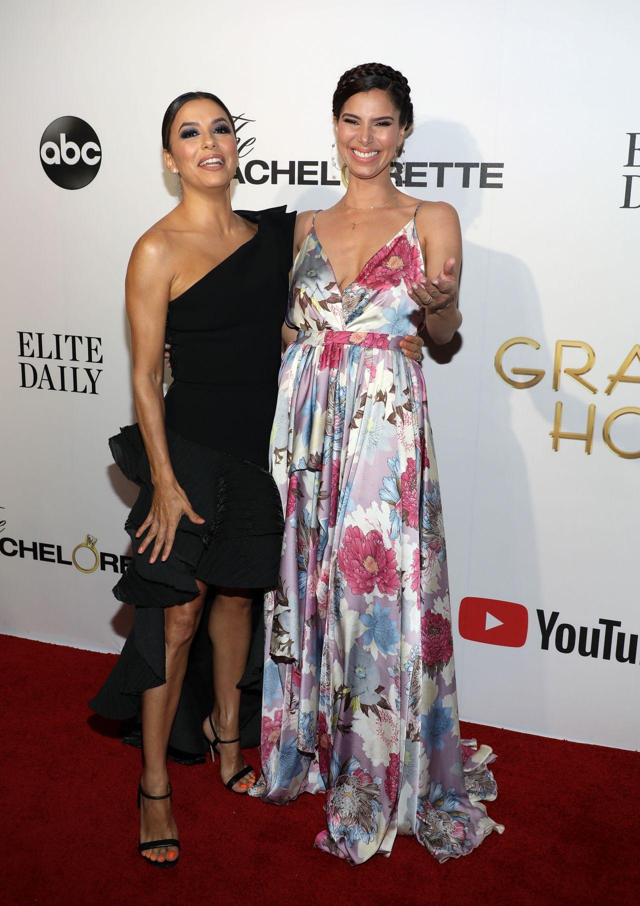 Eva Longoria Quot Grand Hotel Quot Red Carpet In Miami
