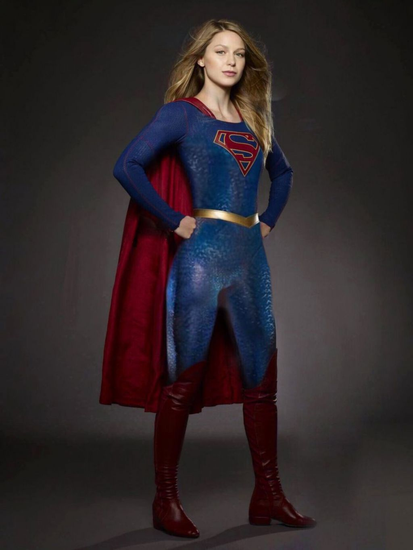 Melissa Benoist Supergirl Season 5 Promotional Pics