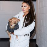 Ariana Grande Backstage At Her Sweetener World Tour Concert In Charlottesville Celebmafia