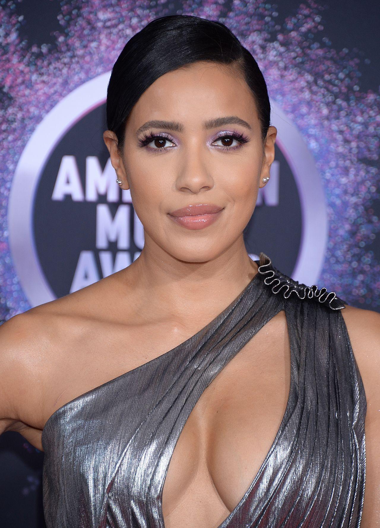 Julissa Bermudez American Music Awards At Microsoft