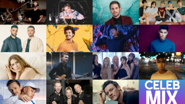 Collage of CelebMix's Top Debut Artists of 2019