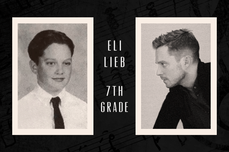 Eli Lieb releases new single '7th Grade' 1