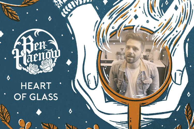 Ben Haenow covers 'Heart of Glass' by Blondie for new Café Covers album 1