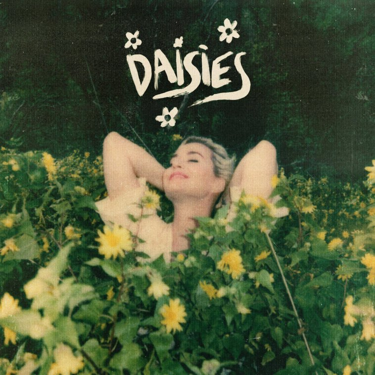 katy perry daisies