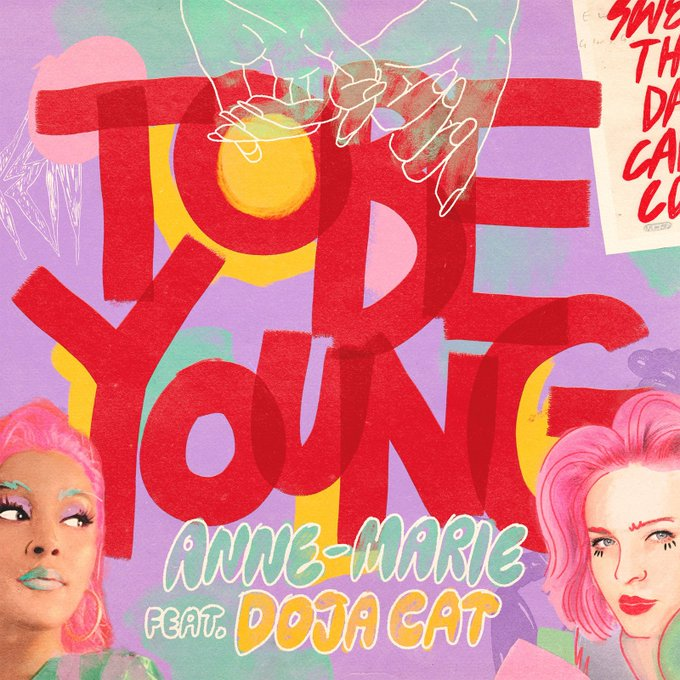 Anne-Marie Announces New Single 'To Be Young' Featuring Doja Cat ...