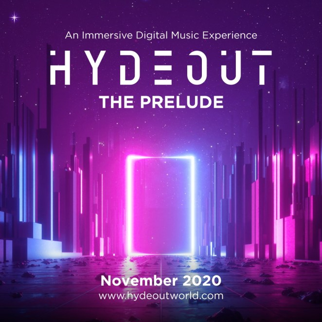 Hydeout: The Prelude poster