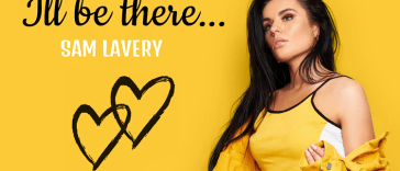 Sam Lavery releases stunning charity single 'I'll Be There' in aid of Cystic Fibrosis Trust 1