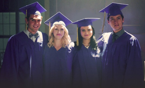 The Riverdale Gang prepare for the rest of their senior year