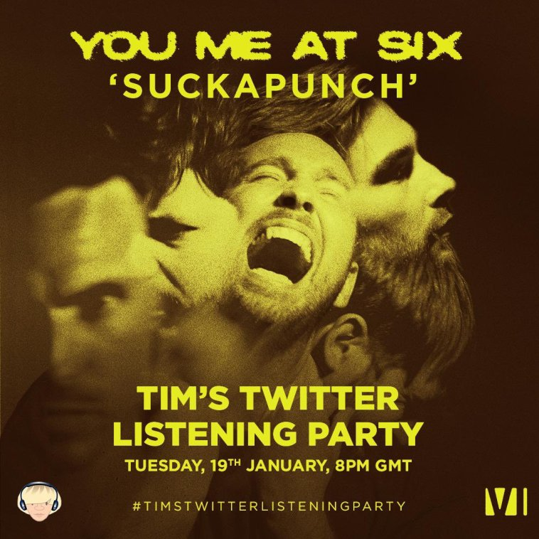 suckapunch listening party