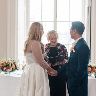 Nicole and Trung, Queens House, London