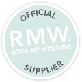 logo showing that I am a listed supplier on the Rock My Wedding web site