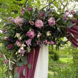 Katha Flower Arch