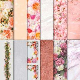 Petal Promenade designer series paper stampin' up