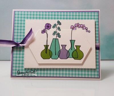 varied vases ginny harrell stampin' up