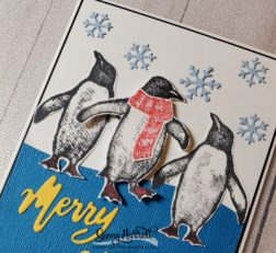 plsyful penguins ginny harrell stampin' up