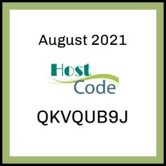 Host Code Ginny Harrell