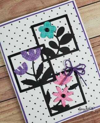 Floral Dies Ginny Harrell stampin up