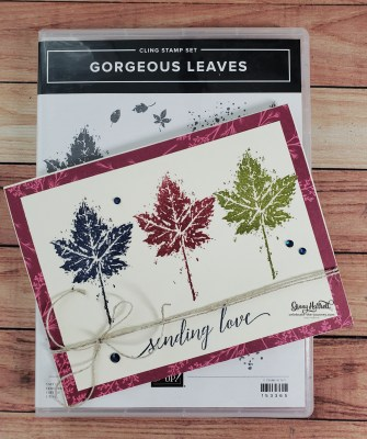 Gorgeous Leaves