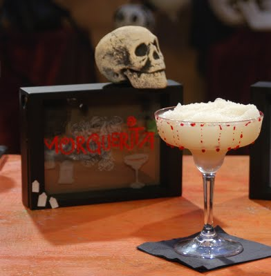 Morgerita and more halloween cocktails