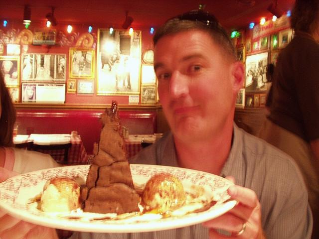 Seattle Buca Di Beppo Birthday Cake And Ice Cream Celebrate Big