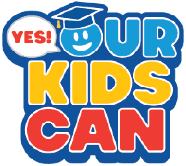 yes our kids can partner logo