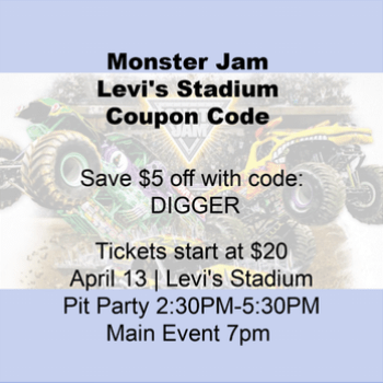 Monster Jam Coupon Code