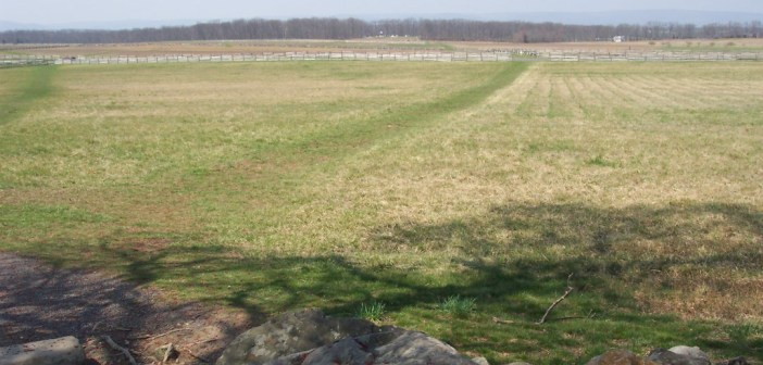 Pickett's Charge - Gettysburg, PA