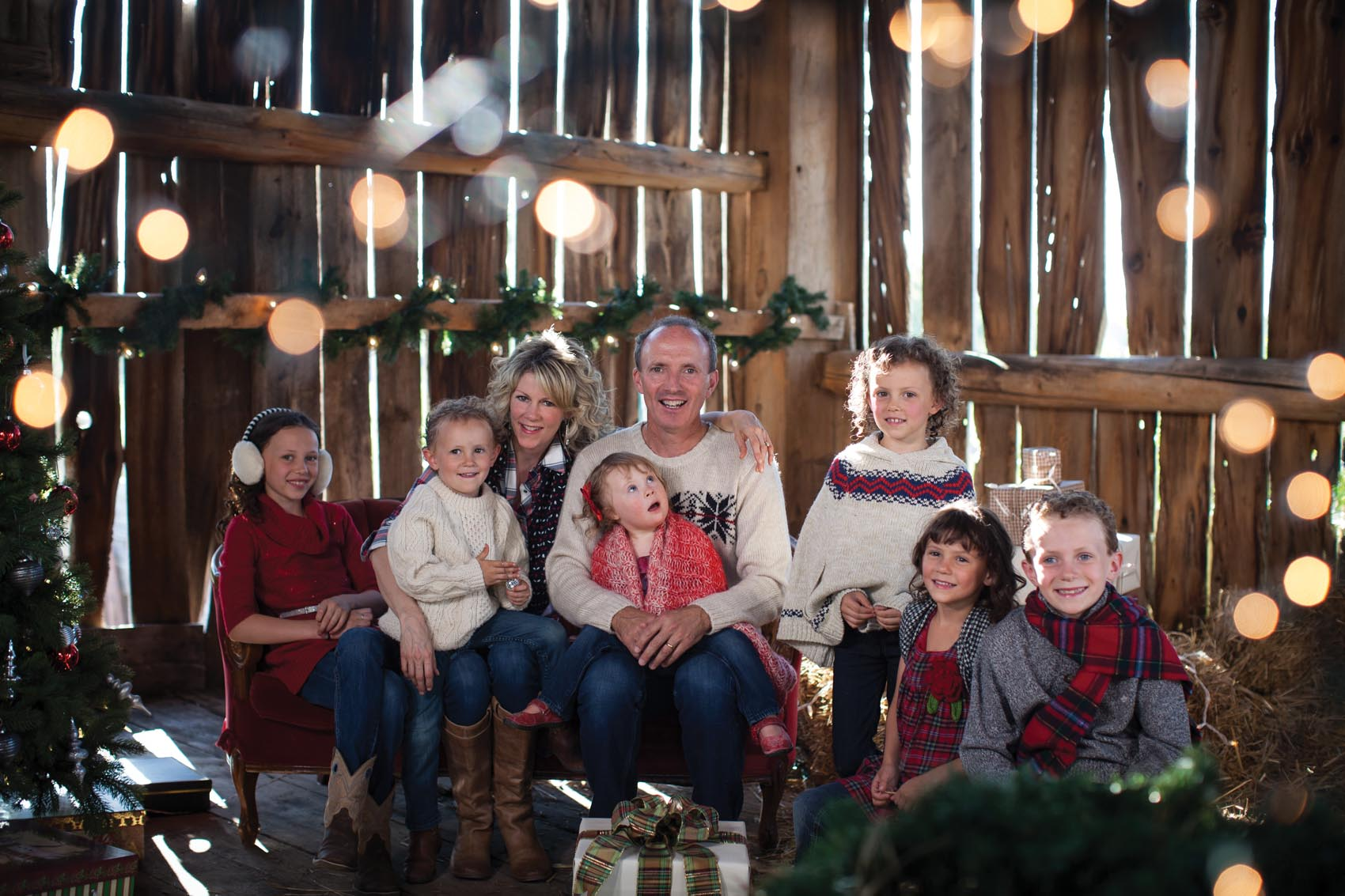 A Majestic Christmas.A Celtic Family Christmas
