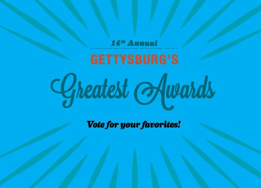 Gettysburg's Greatest Awards