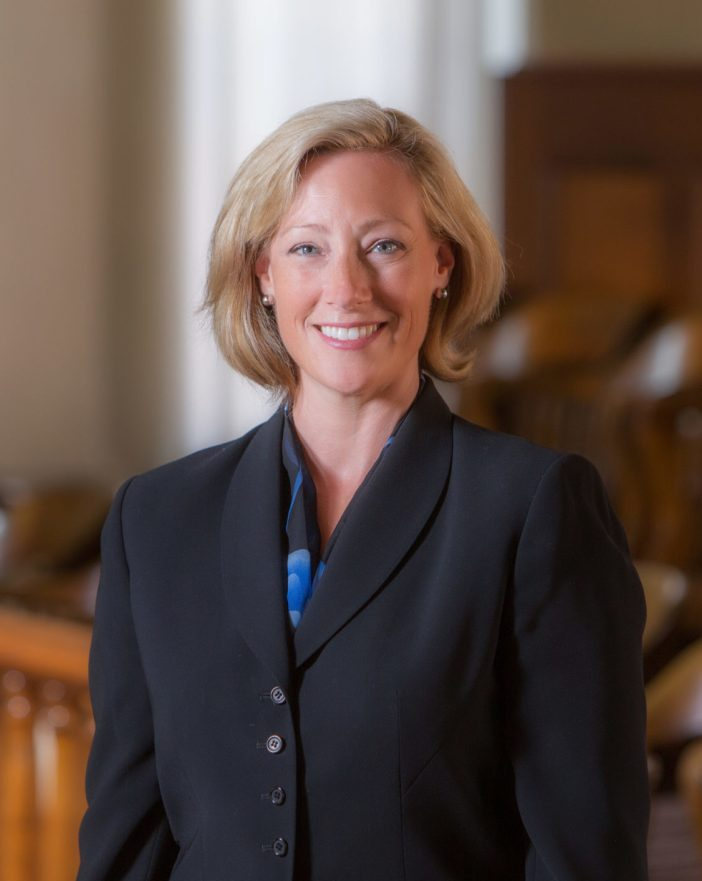 Judge Christina M. Simpson