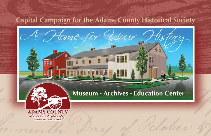 Adams County Historical Society - New Building
