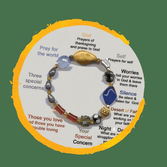 prayer bracelets
