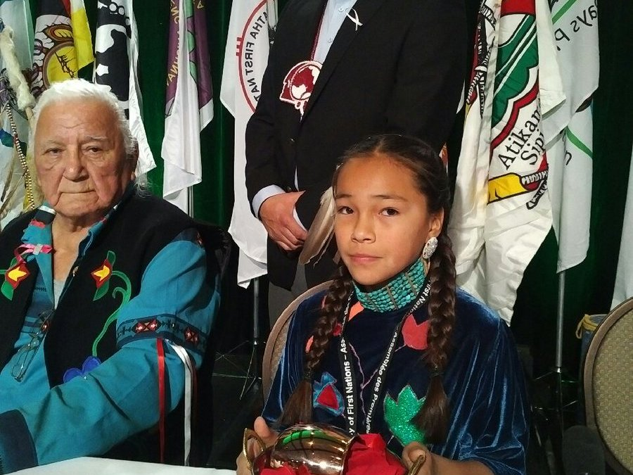 13-Yr Old Indigenous Girl Nominated for Global Peace Prize