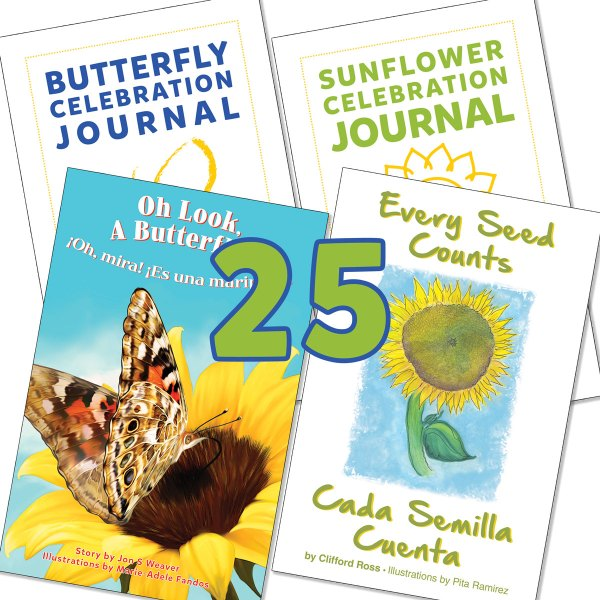 Nature Library, Set of 25