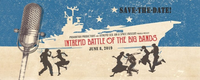 Save the Date Intrepid Battle of the Bands